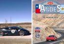 En Route des Andes  carrera de autos exóticos por la Patagonia