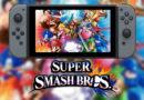 Super Smash Bros para Nintendo Switch confirmado para 2018