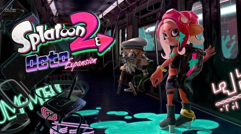Splatoon 2 recibirá este verano el Octo Expansion, un modo para un jugador que llegará como DLC de pago