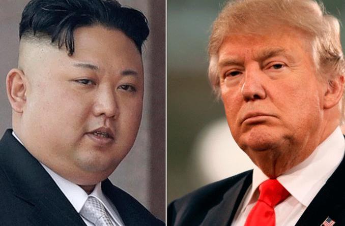 Trump se reunira con Kim Jong Um