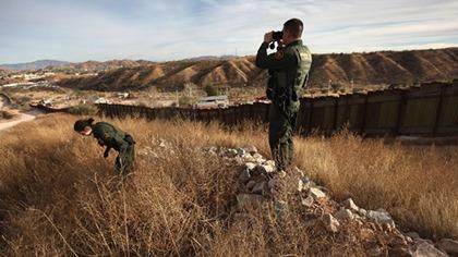 4.000 soldados propone Trump en la frontera con Mexico.